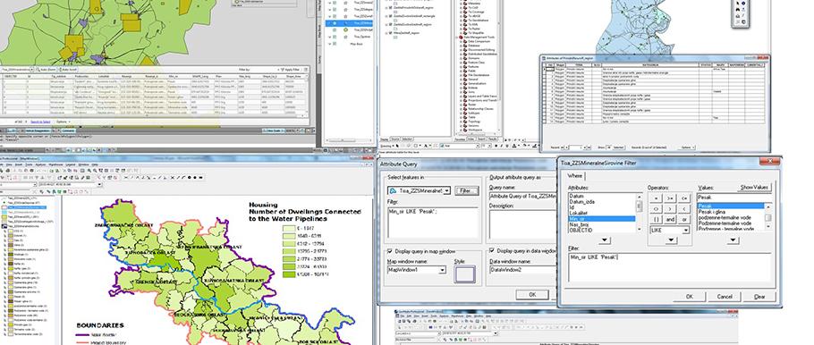 Geoinformacioni sistemi