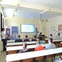 "Copernicus Info Day at Technical School ""Mileva Maric-Ajnstajn"", Novi Sad"