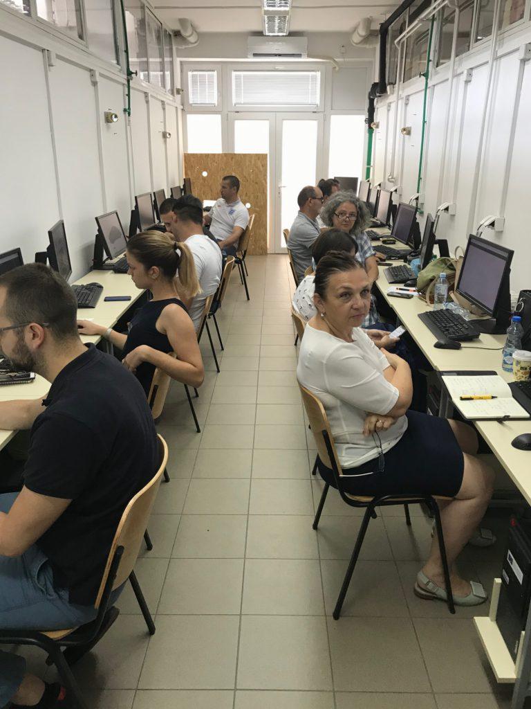 """Održan kurs """"SDI i pametni gradovi"""""""