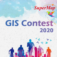 GIS Contest by SuperMap Software Co., Ltd.
